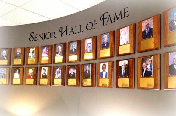 senior hall of fame