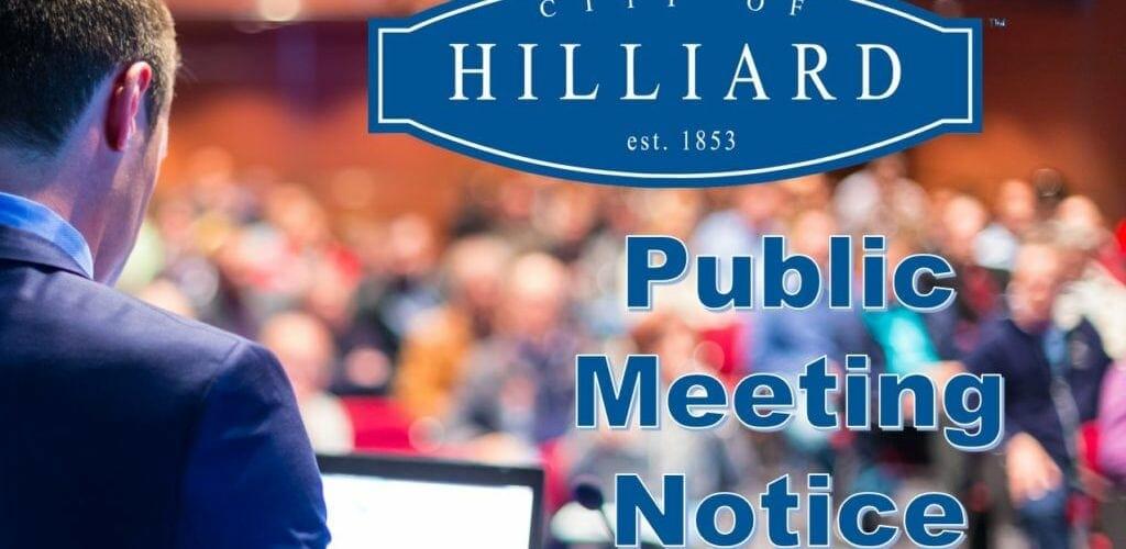 public meeting header