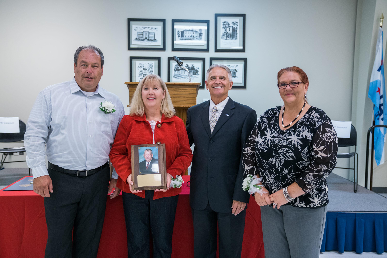 City of Hilliard - Senior Citizen Hall of Fame