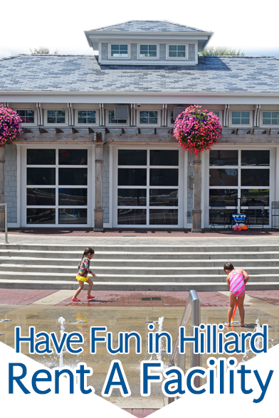 Kids playing at Hilliard's Station Park