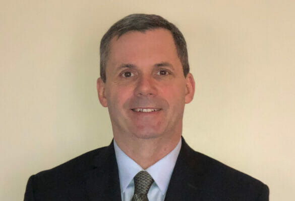 Headshot of new IT Director Duane Powell