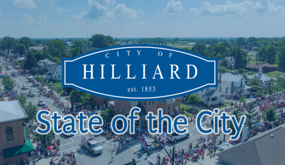 State of the city banner