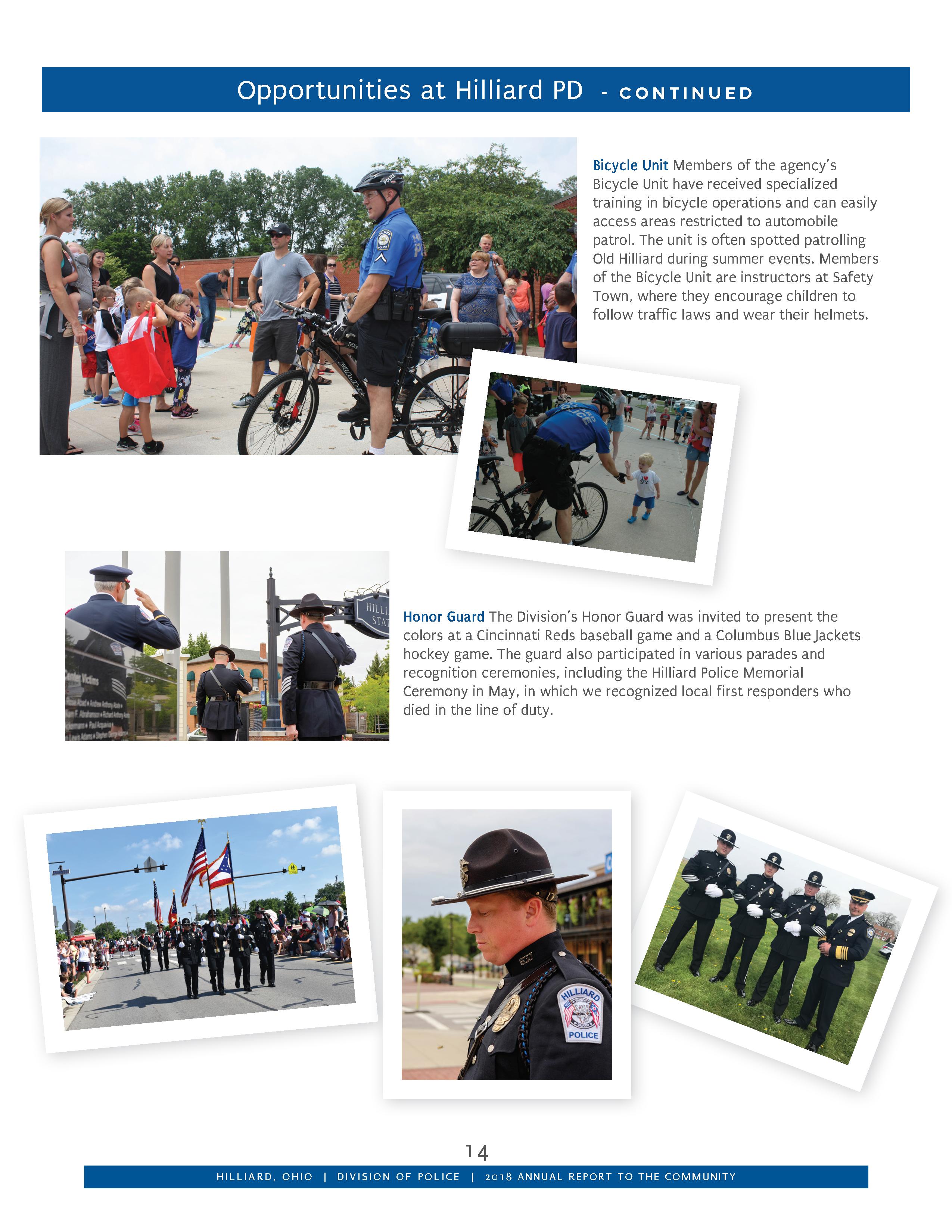 Annual Reports | City of Hilliard