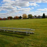 soccer field at cross creek park