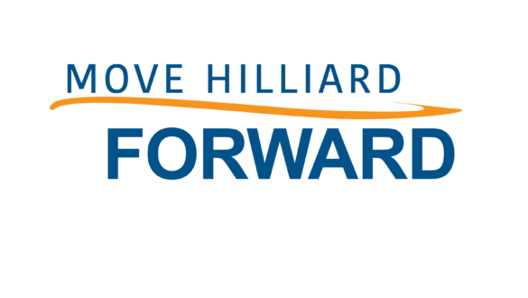 Move Hilliard Forward logo