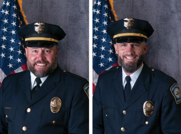Chaplain portraits