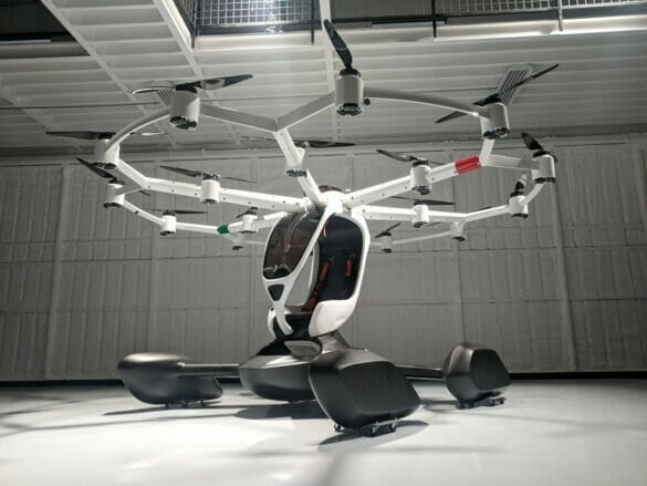 Drone to give HPD high-tech response capability