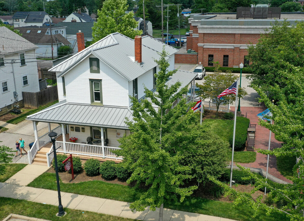 Historical Society and Destination Hilliard building