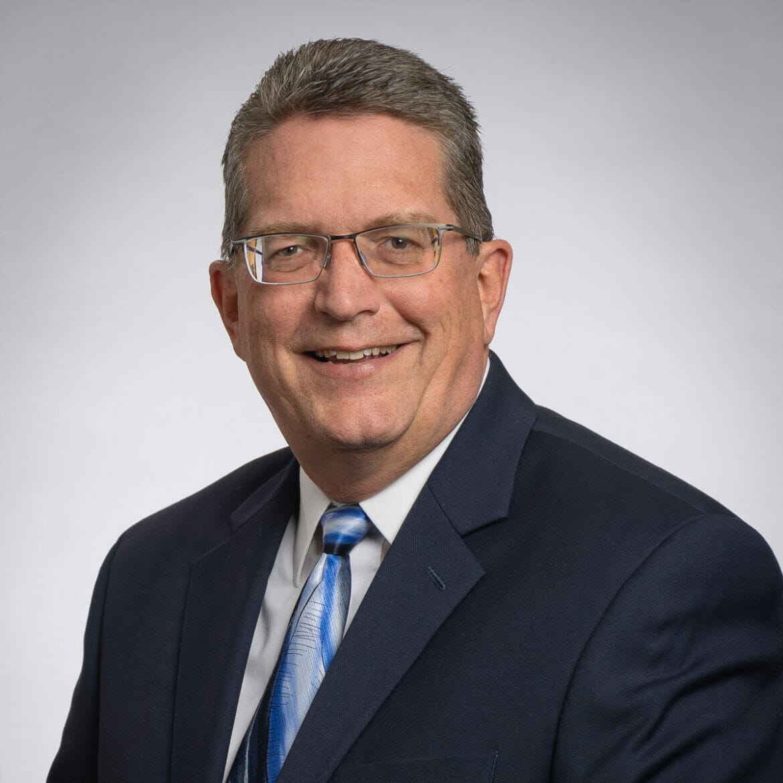 Portrait of Clark Raush