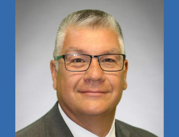 Headshot of Deputy Chief Michael Woods
