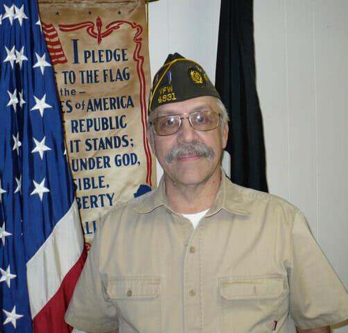 Portrait of Paul A. Ritzenthaler